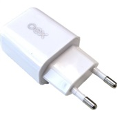 Carregador de Tomada USB Branco CG200 1 UN OEX