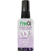 Bloqueador de Odores Sanitários Lavanda Spray 60ml Freecô