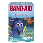 Curativo Transparente com Personagens CX 25 UN Band Aid