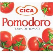 Polpa de Tomate Pomodoro 520g Cica