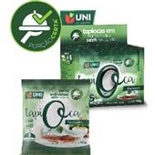 Tapioca Espinafre Individual 85g 5 UN Uni Alimentos