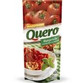 Molho de Tomate Manjericão Sachê 340g 1 UN Quero