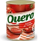 Extrato de Tomate Lata 350g 1 UN Quero