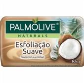 Sabonete Suave Esfoliação Coco 85g 1 UN Palmolive