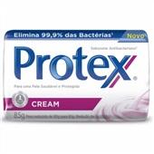 Sabonete Cream 85g 1 UN Protex