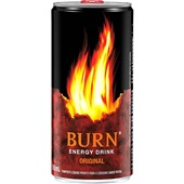 Energético 260ml 1 UN Burn