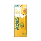 Bebida à Base de Soja Pêssego 200ml Ades