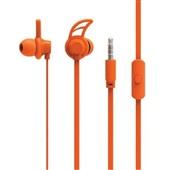 Fone de Ouvido Sport Neon Series Hook Laranja PH173 1 UN Multilaser