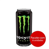 Energético 473ml 4 UN Monster
