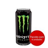 Energético 473ml 4 UN Monster