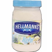 Maionese Light 250g 1 UN Hellmann's