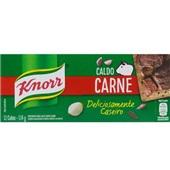 Caldo de Carne 114g 12 Cubos 1 UN Knorr