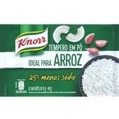 Tempero em Pó Meu Arroz 6 Saches 48g Knorr