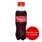 Refrigerante Coca Cola 220 ml Lata 12 UN