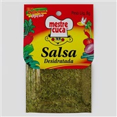 Salsa Desidratada 8g Mestre Cuca