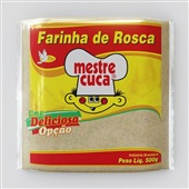 Farinha Rosca Tradicional 500g Mestre Cuca