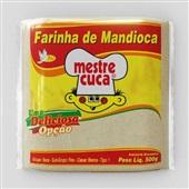 Farinha Mandioca Crua 500g Mestre Cuca
