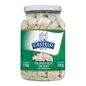 Palmito Açaí Picado 300g Castelo