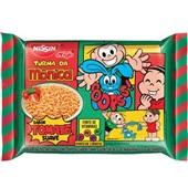 Macarrão Instantâneo Turma da Mônica Tomate Suave 85g 1 Pacote Nissin Lámen