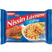 Macarrão Instantâneo Lámen Carne 85g 1 Pacote Nissin