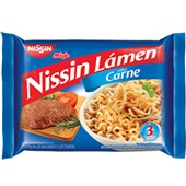 Macarrão Instantâneo Lámen Carne 85g 1 UN Nissin