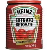 Extrato de Tomate Lata 340g 1 UN Heinz