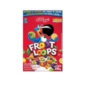 Cereal Froot Loops 230g Kellogg's