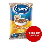 Feijão Carioca Tipo 1 1kg PT 30 UN Camil