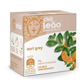 Chá de Earl Grey Sachê 1,6g CX 10 UN Leão