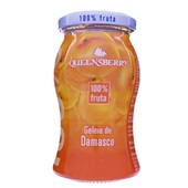 Geleia 100% Damasco 250g 1 UN Queensberry