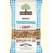 Granola Tradicional Light 1kg 1 UN Mãe Terra