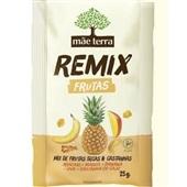 Remix Frutas Tropicais 25g 1 UN Mãe Terra