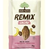 Remix Cacau 25g 1 UN Mãe Terra