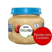 Papinha Sabor Maçã 120g CX 6 UN Nestlé