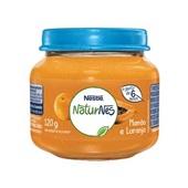 Papinha Sabor Mamão e Laranja 120g Nestlé