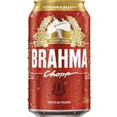 Cerveja Brahma Chopp 350ml 1 UN Brahma