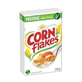 Cereal Matinal 240g CX 20 UN Corn Flakes