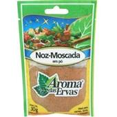 Noz-Moscada em Pó 30g 1 UN Aroma das Ervas