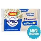 Pipoca para Microondas Manteiga 90g Yoki