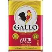 Azeite de Oliva Tipo Único Lata 500ml 1 UN Gallo