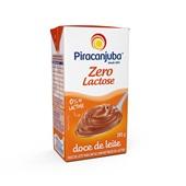Doce de Leite Zero Lactose 350g Piracanjuba