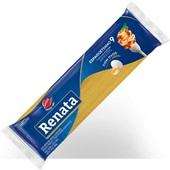 Macarrão com Ovos Espaguetinho nº9 500g 1 Pacote Renata