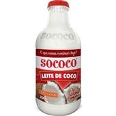 Leite de Coco Tradicional 200ml 1 UN Sococo