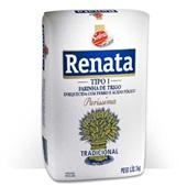 Farinha de Trigo Tradicional 1kg 1 Pacote Renata