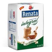 Farinha de Trigo Integral 1kg 1 Pacote Renata