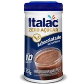 Achocolatado em Pó Zero Açúcar 210g Italac