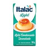 Leite Condensado Desnatado UHT 395g Italac
