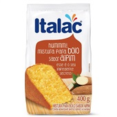 Mistura para Bolo Aipim 400g Italac