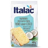 Mistura para Bolo Coco 400g 1 Pacote Italac