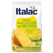 Mistura para Bolo Milho Cremoso 400g 1 Pacote Italac